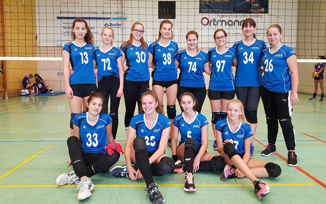 Spielbericht Beiertheim 6 und Kleinsteinbach 3 (27.10.2018)