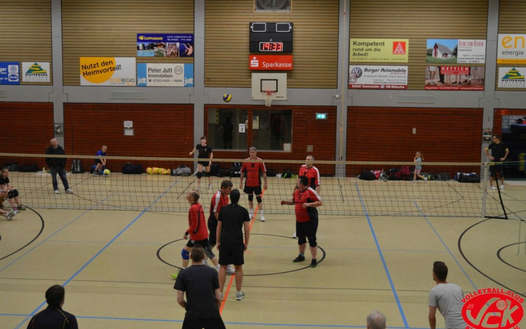VCK Volleyballturnier 29.04.2016
